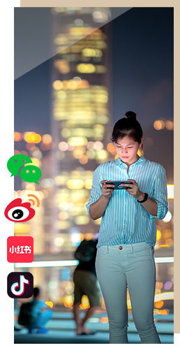 Réseaux sociaux chinois